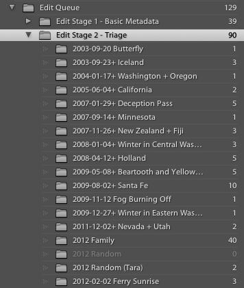 Edit stage 2